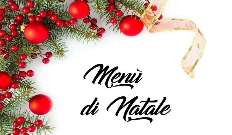 Ecco il nostro menù per il pranzo di Natale 2019